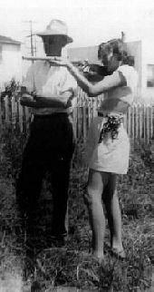 Barbara and Bucky.