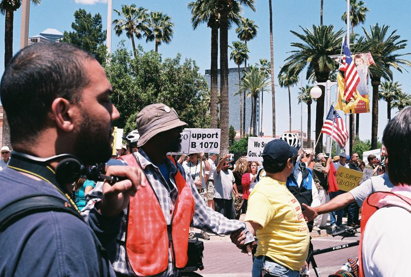 ethnic studies in arizona both sides Immigration watch thursday, april 28  arizona's ban on 'ethnic studies  as march migrante vi approaches we will have activities on both sides of the border.